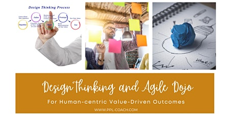Design Thinking and Agile Dojo (VIRTUAL-LIVE WORKSHOP) tickets