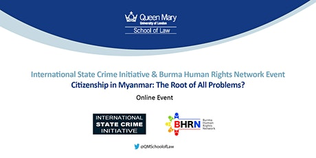 Citizenship in Myanmar: The Root of All Problems? tickets