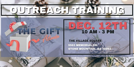 The Gift Atlanta: Evangelism Training tickets