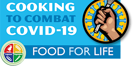 DC Food For Life-Cooking to Combat COVID-19 (Online Vegan Cooking Classes) tickets