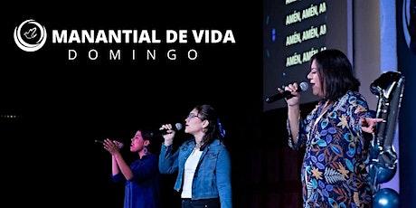 SERVICIO 10:00 AM MANANTIAL DE VIDA boletos