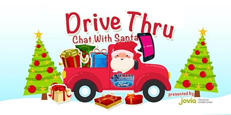 Drive Thru Chat with Santa tickets
