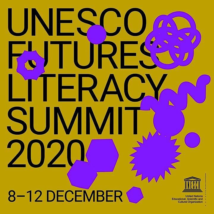 """The Strength of Weak Signals"" Open-Lab  @UNESCO Futures Literacy Summit image"
