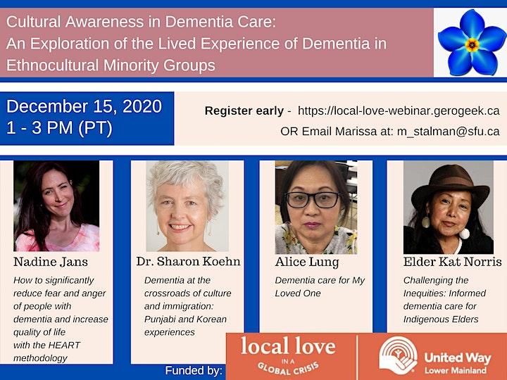 Cultural Awareness in Dementia Care image