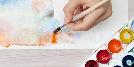 Adult Watercolor for Beginners tickets
