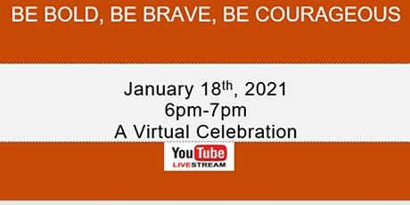 34th Annual Dr. Martin Luther King Jr. Virtual Celebration tickets