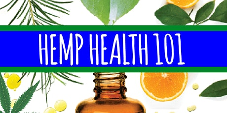HEMP HEALTH BASICS entradas