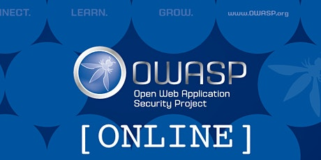 [ONLINE] OWASP London Chapter Meeting tickets