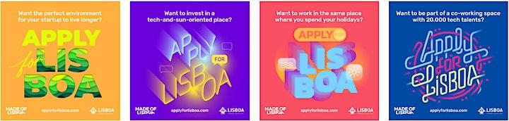 imagem Apply for Lisboa: Internacionalizando para a Europa