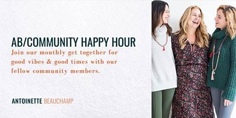 AB/Community Happy Hour tickets
