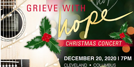 Grieve with Hope Virtual Christmas Concert tickets