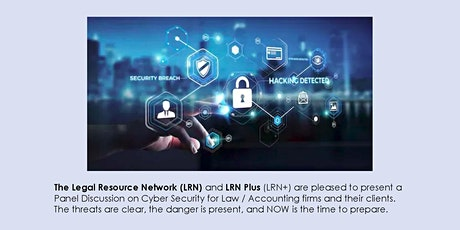 Legal Resource Network - Cyber Security for Law and Accounting firms tickets