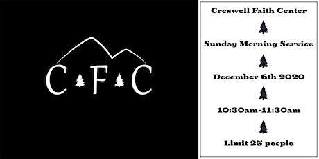 Sunday Service December 6th, 2020 10:30am tickets