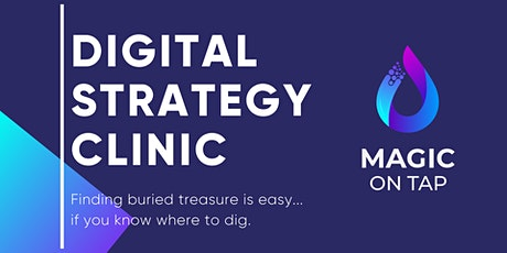 Digital Marketing Clinic bilhetes