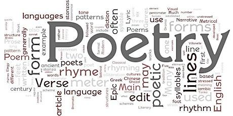 Virtual Poetry Workshop tickets
