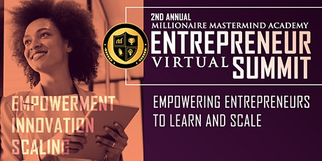 Entrepreneur Virtual Summit tickets