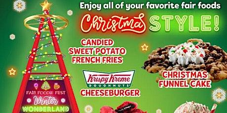 """FREE """"Winter Wonderland"""" Fair Foodie Fest @ Angel Stadium tickets"""