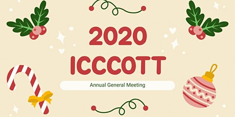 2020 ICCCOTT AGM tickets