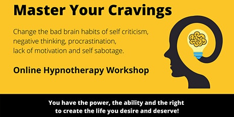Master Your Cravings tickets