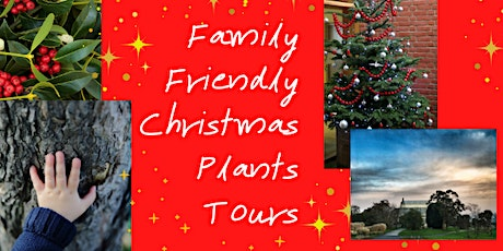 Family-Friendly  Christmas Plants Tours tickets