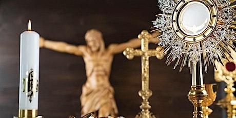 Eucharist Adoration tickets