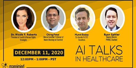 AI Talks in Healthcare tickets
