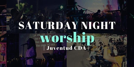 Saturday Night Worship tickets