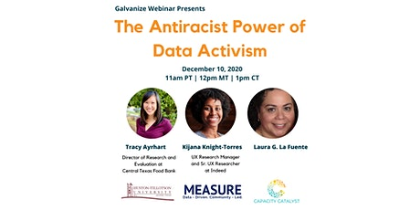 The Antiracist Power of Data Activism tickets