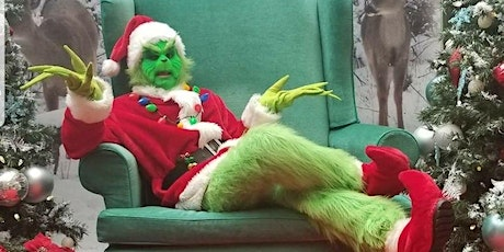 The Grinch tickets