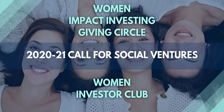 2020-21 CO Women Call for Social Ventures Info Webinar tickets