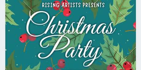 Christmas Party, Acting & Networking Mixer tickets