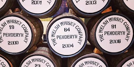 Welsh Whisky Virtual Distillery Tour - Penderyn Distillery tickets