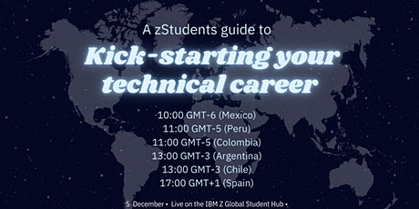 A zStudents Guide to Kick-starting Your Technical Career (Spanish) entradas