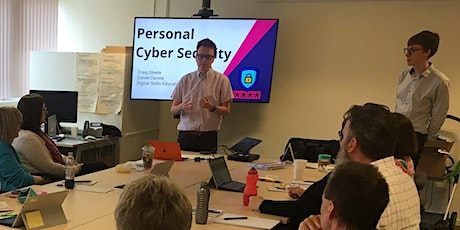 PCS Personal Cyber Security - staying safe during Covid-19 (1/2) tickets