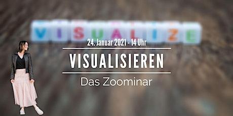 """Zoominar """"Visualisieren & Manifestieren"""" Tickets"""