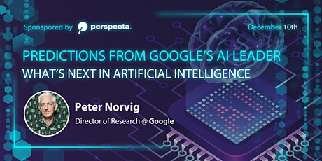 Predictions from Google's AI leader tickets