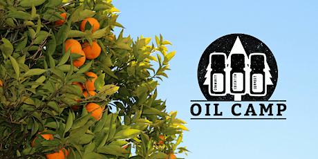 Diciembre 2020 Oil Camp en Español tickets