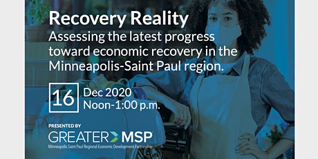 Recovery Reality tickets
