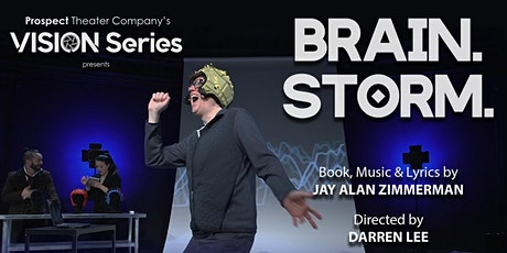 VISION Series Premiere:  BRAIN. STORM. tickets