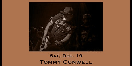 Tommy Conwell  - Tailgate Under The Tent Series tickets
