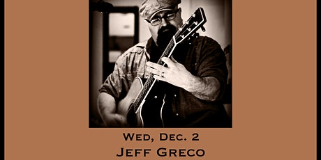 Jeff Greco  - Tailgate Under The Tent Series tickets