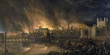 London's Burning: The Great Fire of 1666 tickets