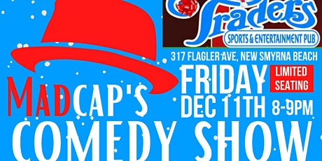 Madcap's Comedy Show NSB tickets
