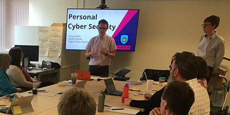 PCS Personal Cyber Security - staying safe during Covid-19 (2/2) tickets