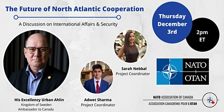 Diplomacy in Times of COVID-19: A Discussion on Security & Cooperation tickets