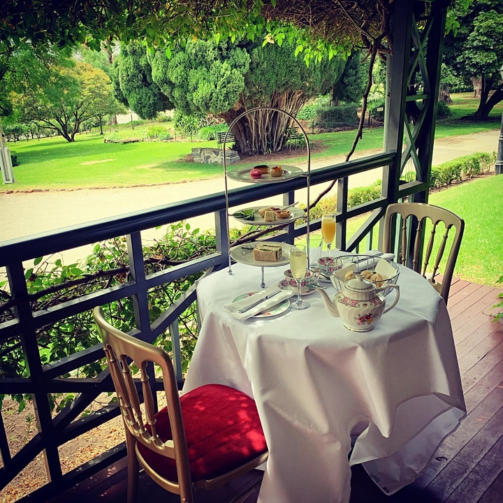 MOTHERS DAY  @Overnewton Castle | Brunch or Traditional High Tea image