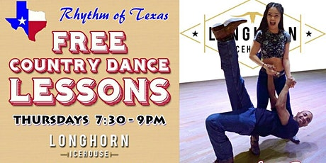 Dinner & Country Dance Lessons tickets