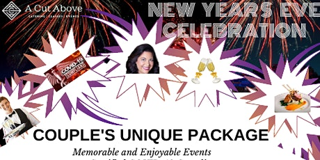 COOKING IN THE NEW YEAR - NYE Holiday Couples Package + Overnight tickets