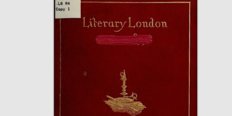 Literary London tickets