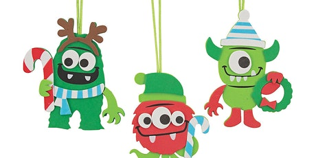 Craft Kits- Monster tickets